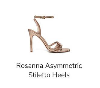 Rosanna Asymmetric Stiletto Heels