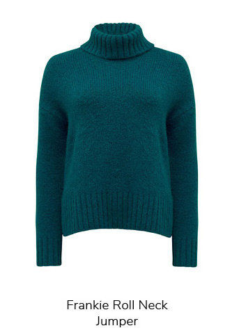 Frankie Roll Neck Jumper
